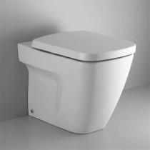 IDEAL STANDARD Mia wc filo muro con sedile slim 56x36