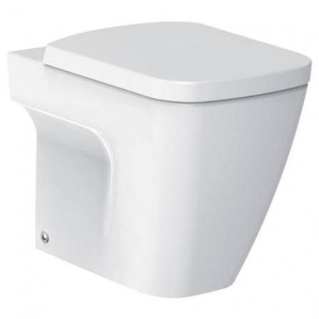 Ideal standard tesi design wc filo muro in ceramica for Tesi design ideal standard