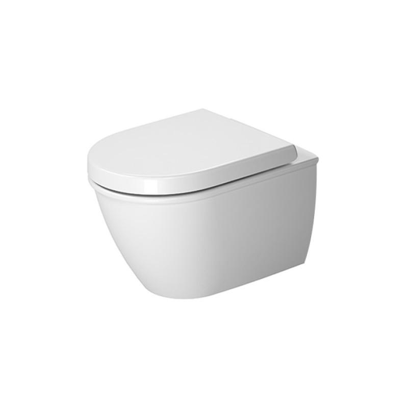 darling duravit new wc sospeso a cacciata compatto. Black Bedroom Furniture Sets. Home Design Ideas