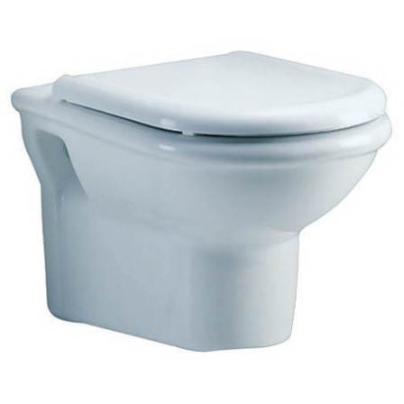 Clodia wc sospeso ideal standard sanitari 57x36 for Dolomite serie clodia