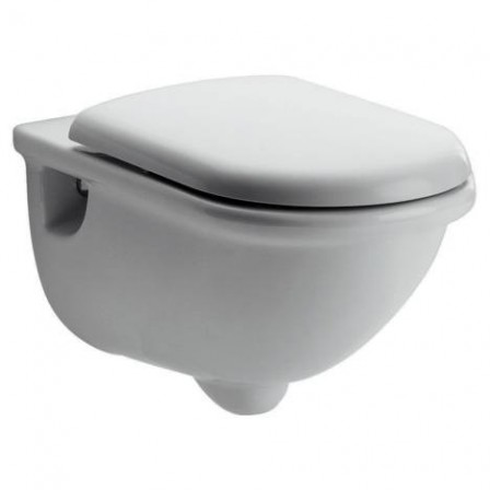 Ideal standard esedra wc sospeso scarico a parete con for Serie esedra ideal standard
