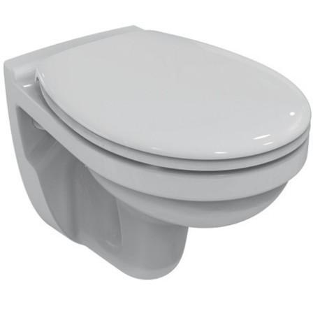 Quarzo ideal standard wc sospeso senza sedile for Miscelatori ideal standard vecchi modelli
