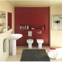 IDEAL STANDARD Tesi Classic wc sospeso scarico a parete senza sedile