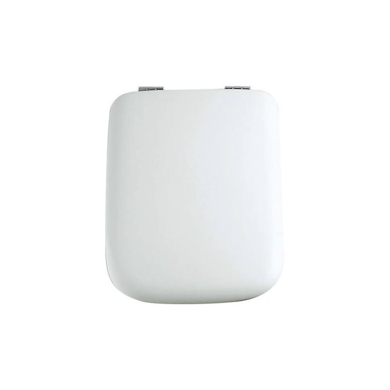 Sedile Conca Ideal Standard Originale.Sedile Wc Conca Ideal Standard Con Cerniere Cromate