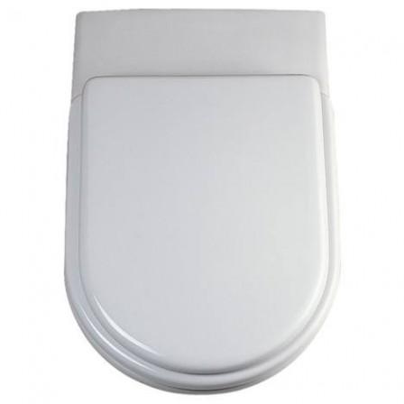 IDEAL STANDARD Esedra sedile in termoindurente con cerniere inox