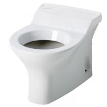PONTE GIULIO Millepiedi wc a a pavimento 29x39