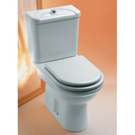 Ideal standard esedra cassetta con coperchio senza - Aspiratore bagno senza uscita esterna ...