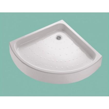 Ceramica Dolomite Piatto Doccia Onda.Samo Classic Piatto Doccia Quadrato Stondato