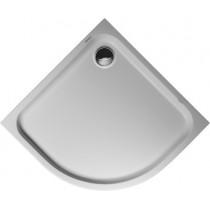 DURAVIT D-Code piatto doccia angolare