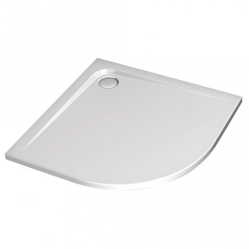 Piatto doccia rettangolare ultraflat in acrilico bagnolandia for Piatto doccia antiscivolo
