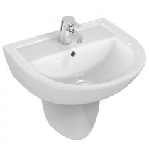 IDEAL STANDARD Quarzo lavabo monoforo