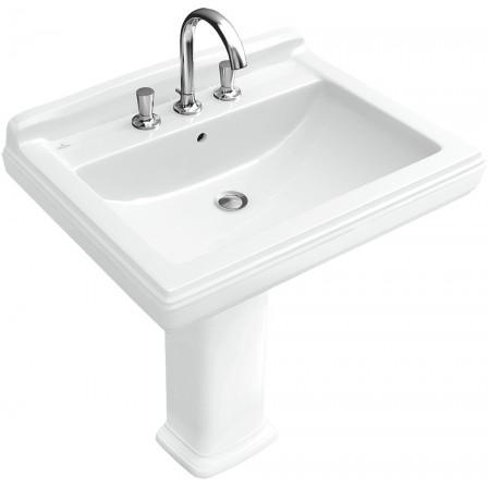 VILLEROY & BOCH Hommage lavabo in porcellana