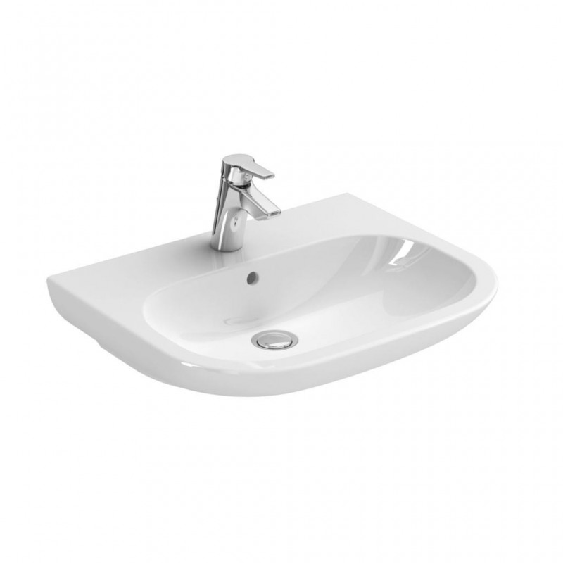 active ideal standard lavabo sospeso monoforo. Black Bedroom Furniture Sets. Home Design Ideas