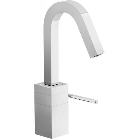 NOBILI Cube miscelatore monoleva per lavabo