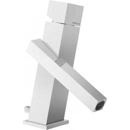 NOBILI Tower miscelatore monoleva per lavabo