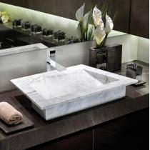 BOSSINI Cube miscelatore alto monoleva per lavabo