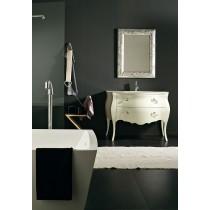 LASA Bellagio 06 110 laccato lucido avorio da bagno