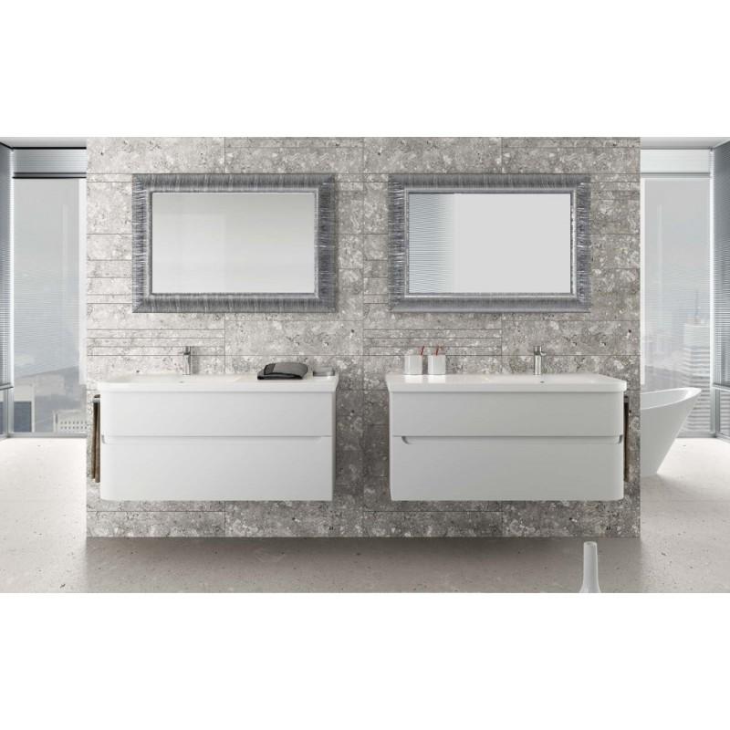 Berloni joy sanitari monoblocco mobile bianco 123 cm - Monoblocco bagno ...
