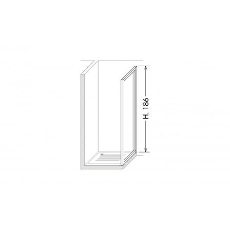 2B BOX DOCCE Hit lato fisso in cristallo