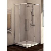IDEAL STANDARD Kubo A porta scorrevole per cabina doccia ad angolo