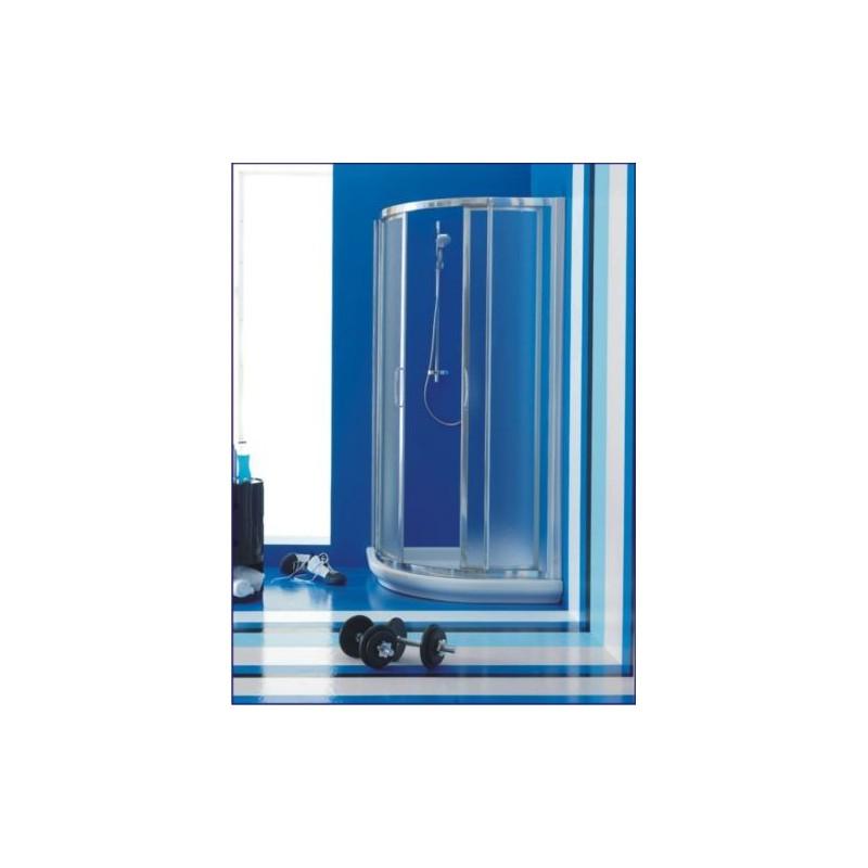 Ideal standard tipica r cabina doccia angolare bagnolandia - Cabina doccia esterna ...
