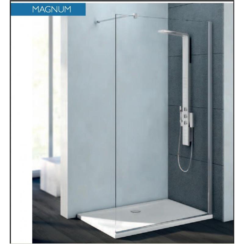 Ideal standard magnum w cabina doccia open space bagnolandia - Cabina doccia esterna ...