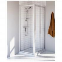 IDEAL STANDARD Tipica PS porta doccia apertura a soffietto
