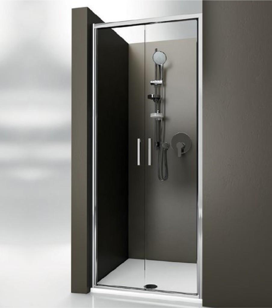 Ideal standard tipica ps porta doccia apertura a soffietto ...