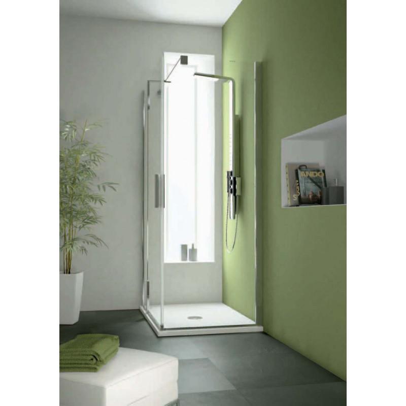 ideal standard tonic l lato fisso di bagnolandia. Black Bedroom Furniture Sets. Home Design Ideas