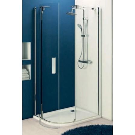 ideal standard tonic r swim cabina doccia asimmetrica semicircolare bagnolandia. Black Bedroom Furniture Sets. Home Design Ideas