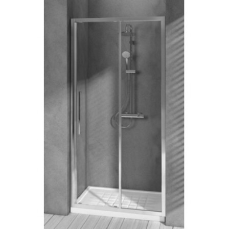 Ideal standard kubo psc porta scorrevole per doccia bagnolandia - Porta scorrevole per doccia ...