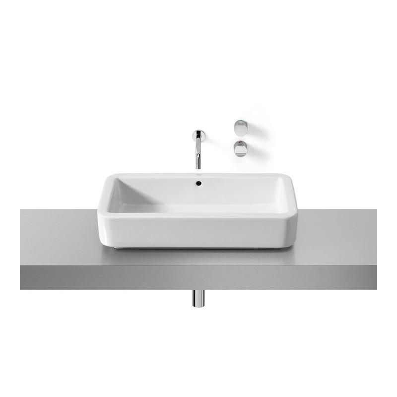 Roca element lavabo da appoggio bagnolandia for Roca sanitari