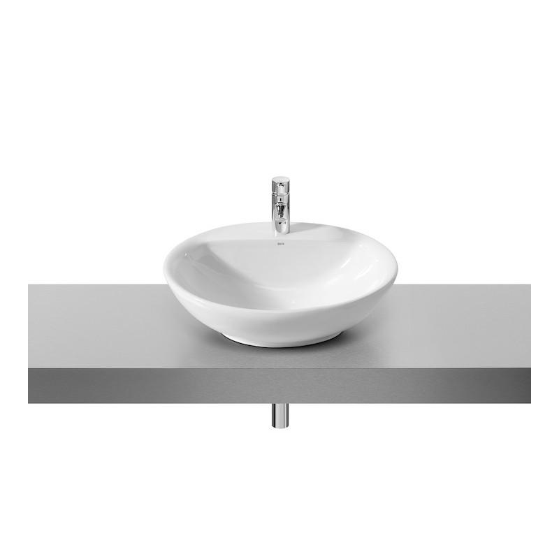 Roca fontana lavabo sospeso bagnolandia for Roca sanitari