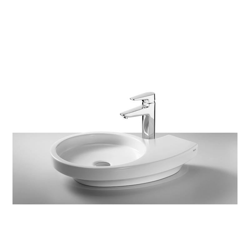 Roca urbi 3 lavabo con piano bagnolandia for Roca sanitari