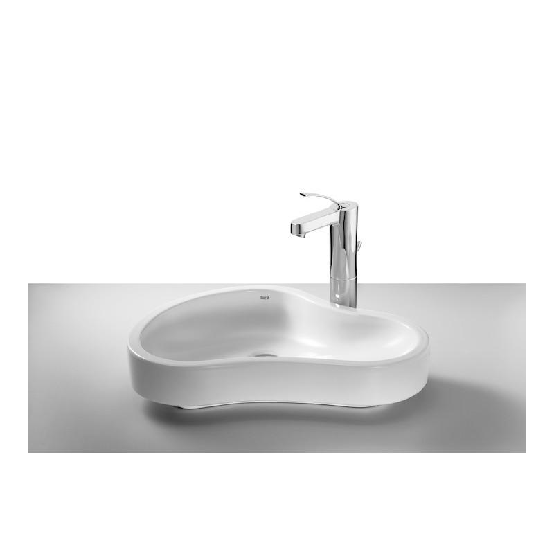 Roca urbi 8 lavabo sagomato bagnolandia for Roca sanitari