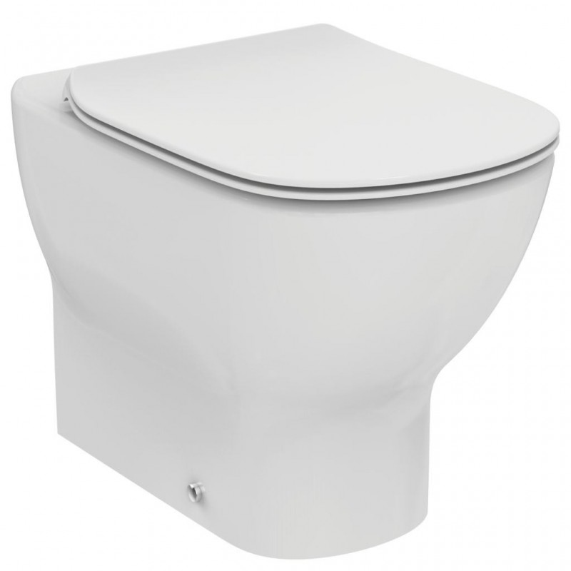 Ideal standard tesi wc scarico universale bagnolandia for Scarico wc a parete