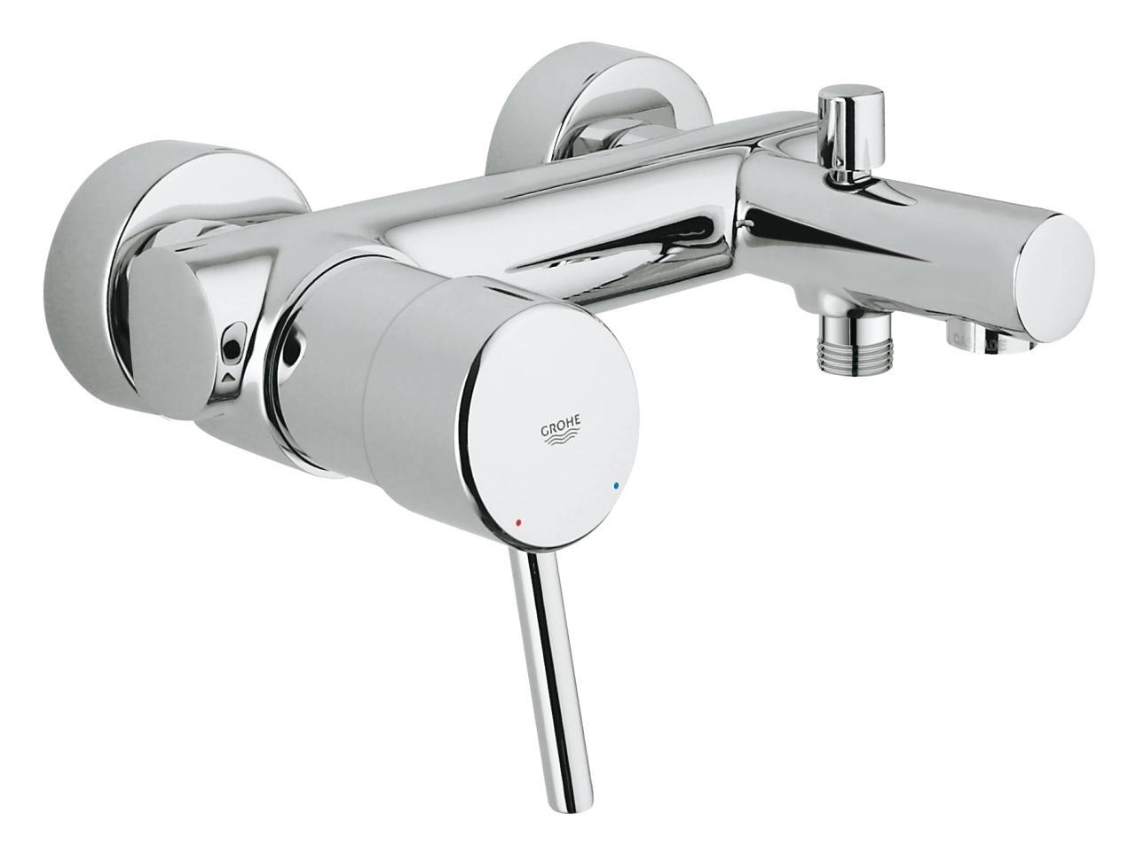 Grohtherm cube miscelatore termostatico per doccia rubinetteria