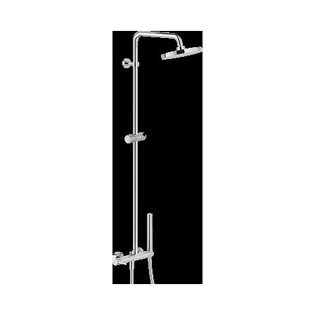 Nobili acquerelli colonna doccia con monocomando esterno bagnolandia - Nobili accessori bagno ...