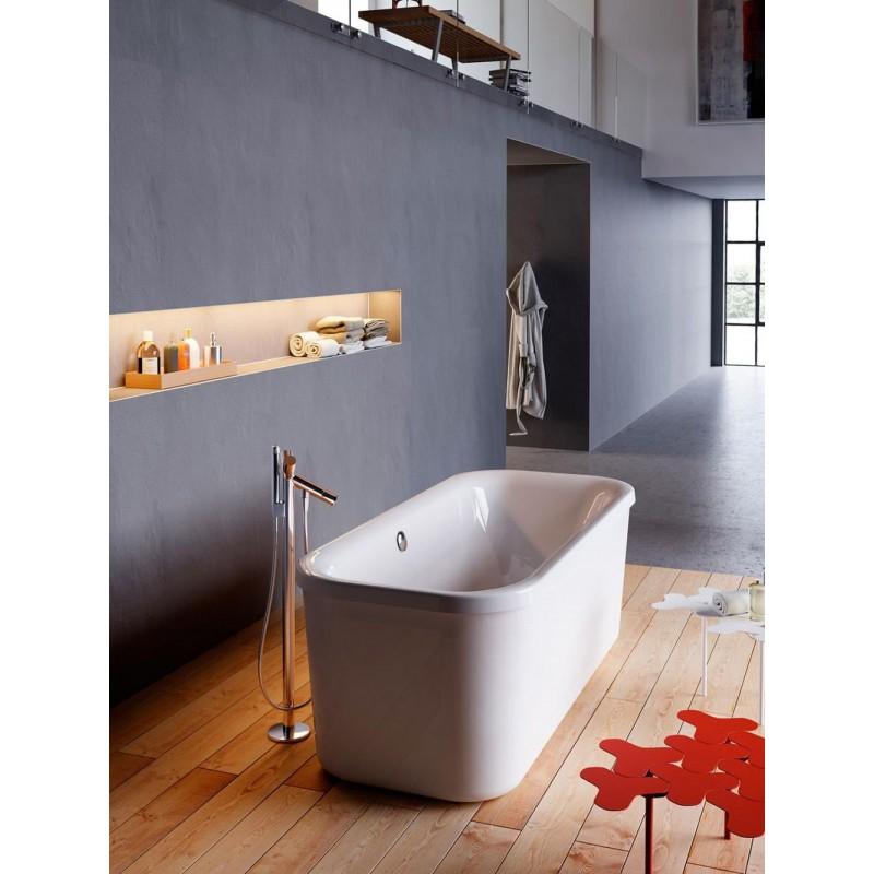 Glass pearl 180 80 vasca da incasso con idromassaggio bagnolandia - Glass vasche da bagno ...