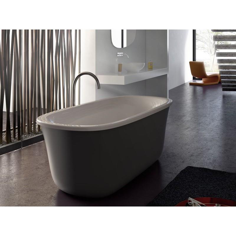 Glass malmo vasca da incasso senza idromassaggio bagnolandia - Glass vasche da bagno ...