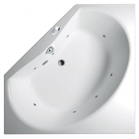 GLASS Urban 140 vasca da incasso senza idromassaggio - Bagnolandia