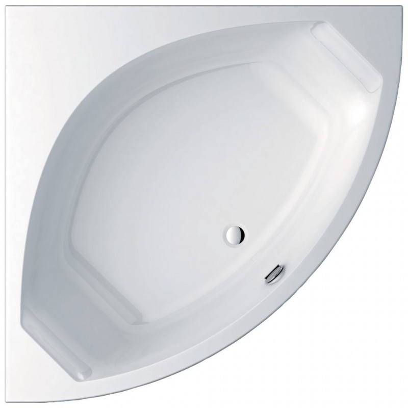 Ideal standard active vasca angolare da incasso bagnolandia - Vasche da bagno ideal standard ...