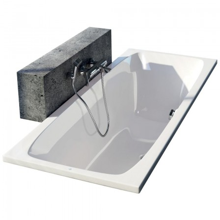 Ideal standard active duo vasca idromassaggio rettangolare - Ideal standard vasche da bagno ...