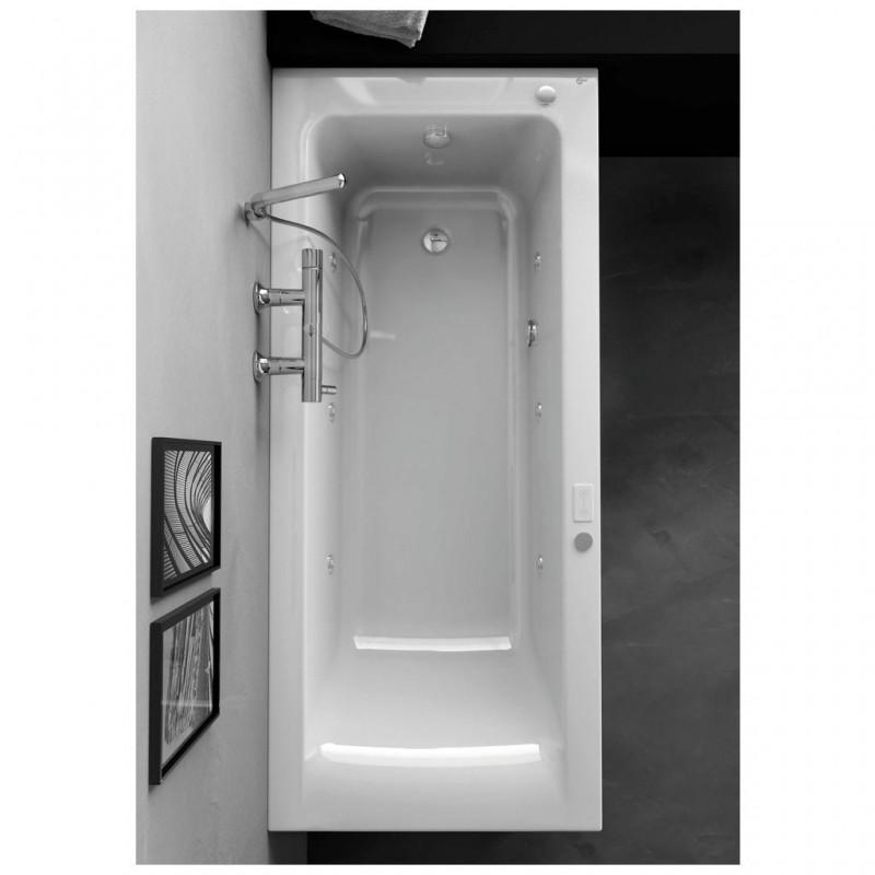 Ideal standard connect vasca idromassaggio rettangolare bagnolandia - Vasche da bagno ideal standard ...