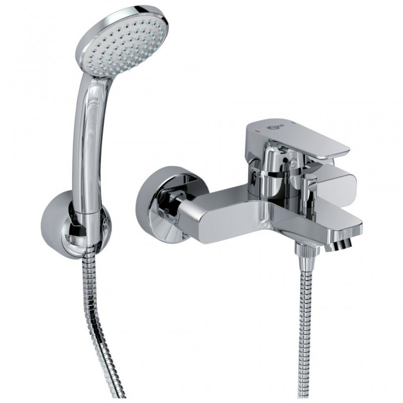 ideal standard ceraplan iii miscelatore per vasca o doccia. Black Bedroom Furniture Sets. Home Design Ideas