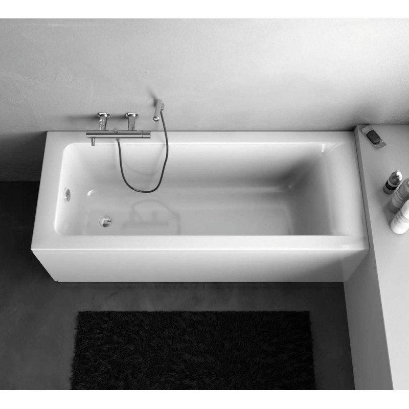 Ideal standard connect vasca completa di pannelli bagnolandia - Pannelli vasca da bagno ...