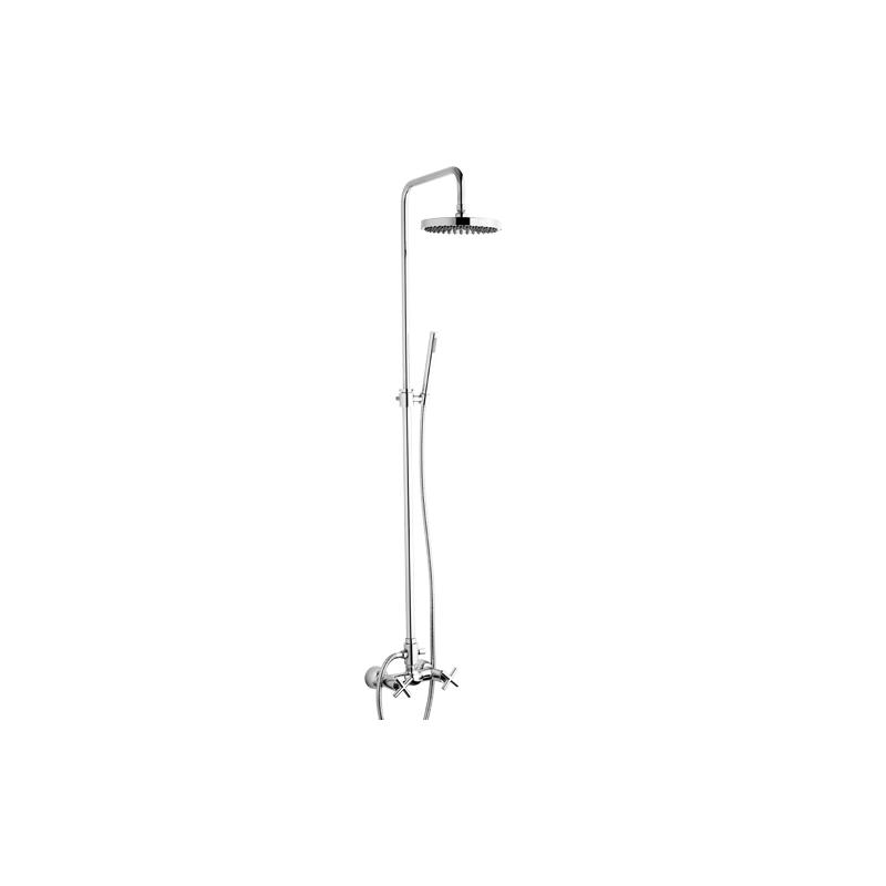 Effepi linea gruppo doccia esterno bagnolandia for Gruppo doccia