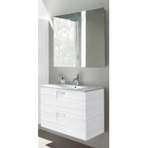 INDA Look mobile da bagno con specchiera e pensile
