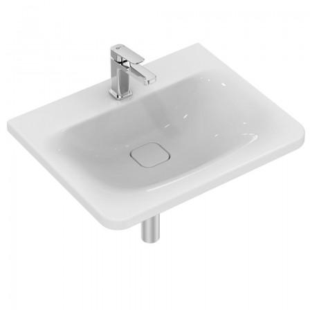 IDEAL STANDARD Tonic II lavabo top senza troppopieno