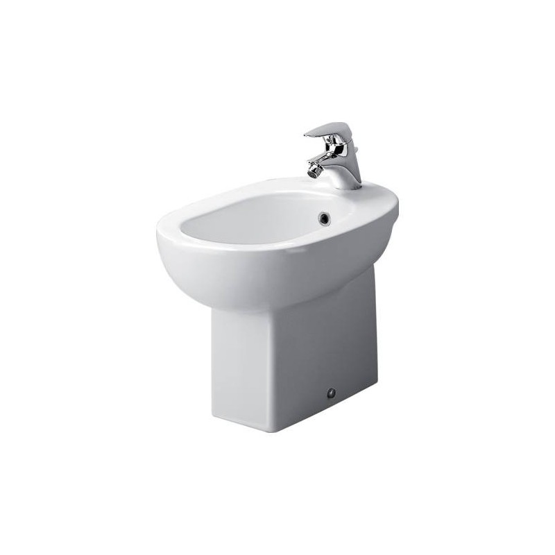 Ideal standard linda bidet monoforo bagnolandia for Ideal standard liuto bidet